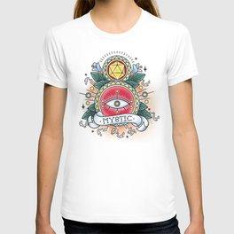 Mystic - Vintage D&D Tattoo T-shirt