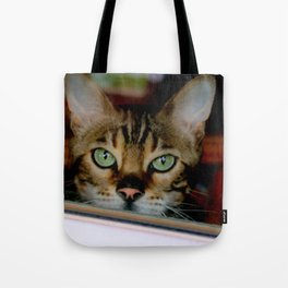 Just A Bit Nose-y Tote Bag