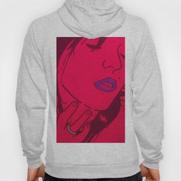 Who's that Girl - Neon Hoody