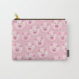 piggy pattern Carry-All Pouch
