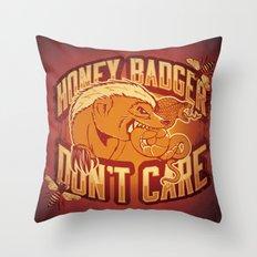 #HBDC Throw Pillow