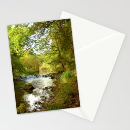 Millers Dale River Walk Stationery Cards