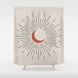 Sunshine Art Shower Curtain