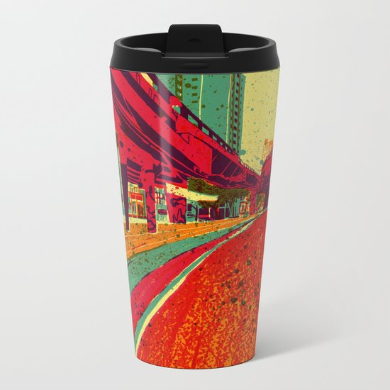 Buy gold - Fortuna Series Metal Travel Mug