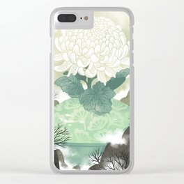 Celadon Clear iPhone Case