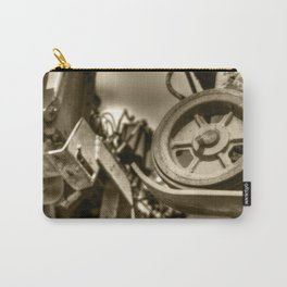 Coffee Combine Cog Carry-All Pouch