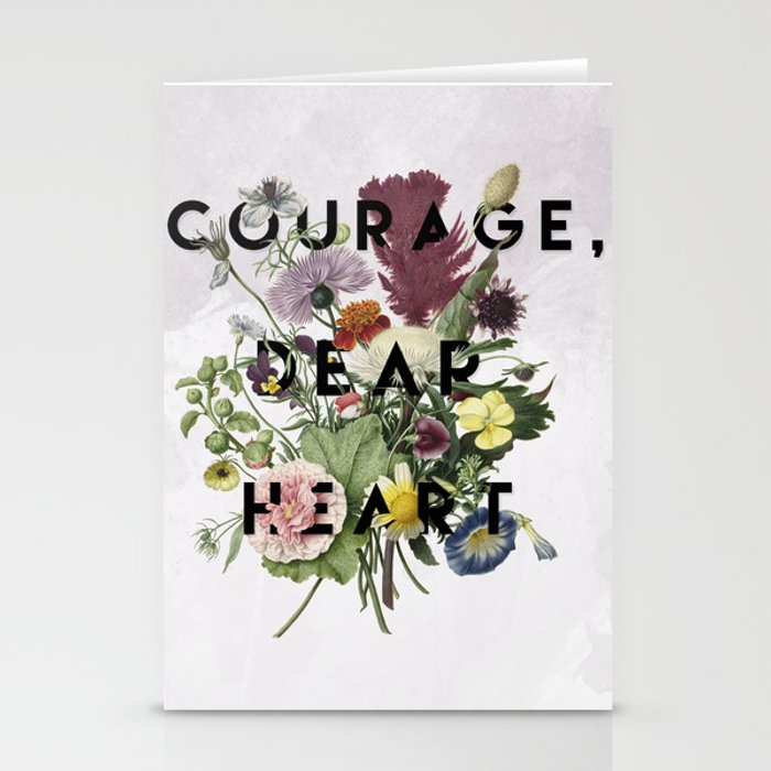 Courage stationery cards by maisao society6 courage stationery cards m4hsunfo