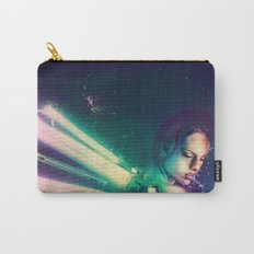 The Humming Dragonfly Carry-All Pouch