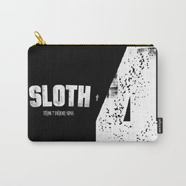 7 Deadly sins - Sloth Carry-All Pouch