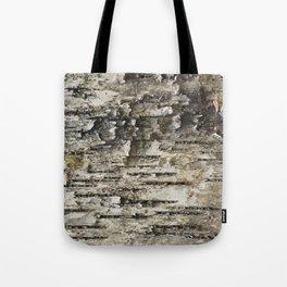 BIRCH TREE BARK Tote Bag