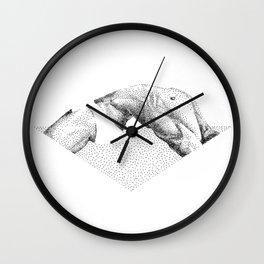 Doood 4 Wall Clock