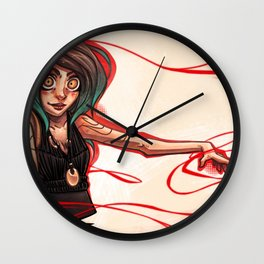 Summoner Wall Clock