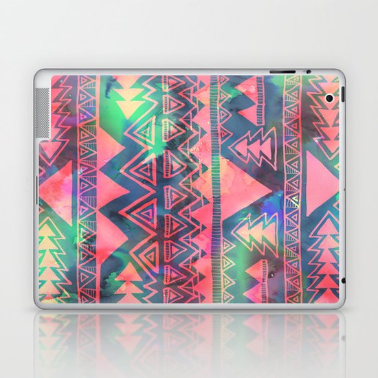 Techno Native Laptop & iPad Skin