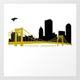 Pittsburgh Browncoats Art Print