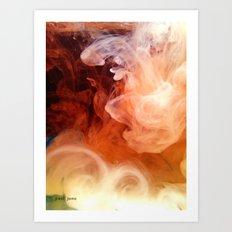 Vengence Art Print