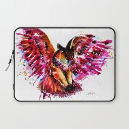Flying Owl Laptop Sleeve