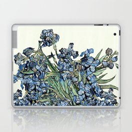 Play with Vincent's Irises Laptop & iPad Skin