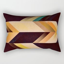 tyyr dwwn Rectangular Pillow