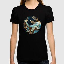 Indigo Octopus T-shirt