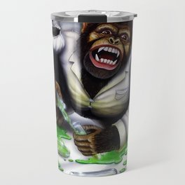 The Deadly Experiments of Dr Eek Travel Mug