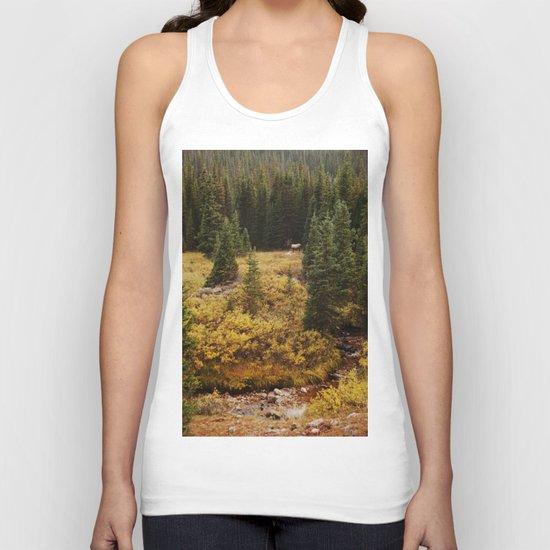 Rocky Mountain Creek Elk by kevinruss