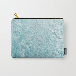 Crystal Water Marble Carry-All Pouch