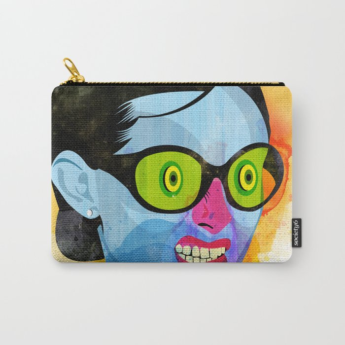 Fussy Carry-All Pouch