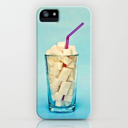 SUGAR iPhone Case