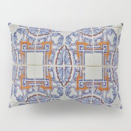 Azulejo Pillow Sham