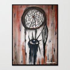The Dream Machine Canvas Print