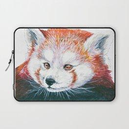 Red panda bear Laptop Sleeve