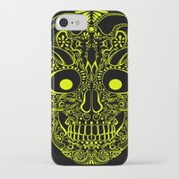 devil iPhone & iPod Cases featuring Devil by Littlefox