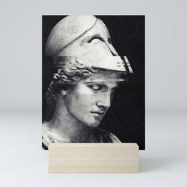Pallas Athena Mini Art Print