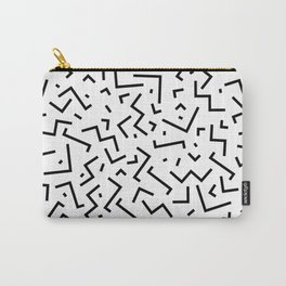 Memphis pattern 30 Carry-All Pouch