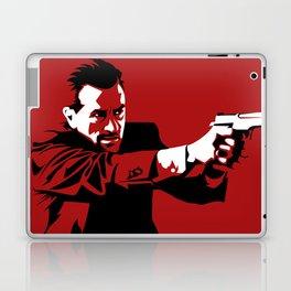 I Will Not Hesitate Laptop & iPad Skin