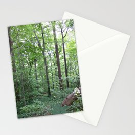 Forest dreaming Stationery Cards