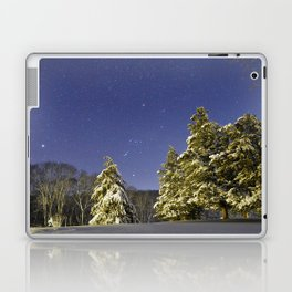 The calming Cosmos after the storm Laptop & iPad Skin
