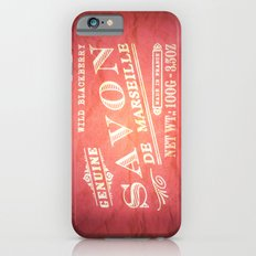 Marseille Cover Slim Case iPhone 6s