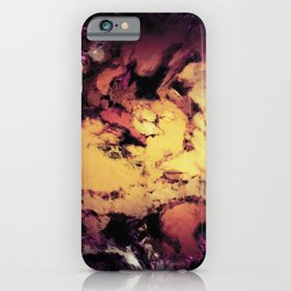 A repeated immersion iPhone Case