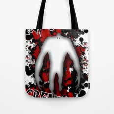Infected Creatures Tote Bag
