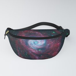 808. Beyond the Borders of a Galaxy Fanny Pack