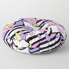 Meltie Cutie Cookies Floor Pillow