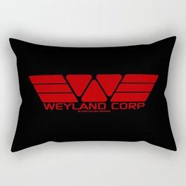 Weyland-Yutani Corp Rectangular Pillow