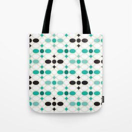 Stone Wall (Garden Green) Tote Bag