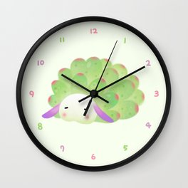 Sea sheep Wall Clock