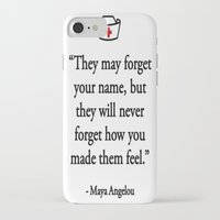 nurse iPhone & iPod Cases featuring NURSE by I Love Decor