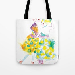 Rainbow Fashion Tote Bag