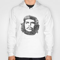 che Hoodies featuring Che by Attitude Creative