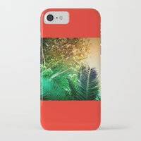 palms iPhone & iPod Cases featuring PALMS by Teresa Madruga