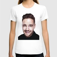 liam payne T-shirts featuring Liam Payne - One Direction by jrrrdan